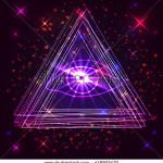 stock-vector-all-seeing-eye-pyramid-symbol-freemason-and-spiritual-abstract-galaxy-triangle-background-vector-448925470