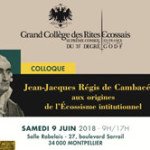 colloque gcr