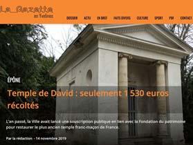 TEMPLE DAVID-7-5-100